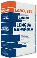 Diccionario general de la lengua espa�ola / General Spanish Language Dictionary