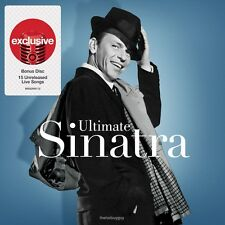 FRANK SINATRA - ULTIMATE SINATRA (DELUXE EDITION) - 2CD CD - NEW