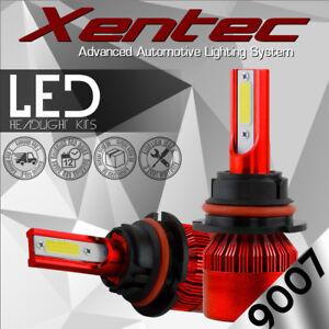 2pcs 9007 HB5 488W 48800LM CREE LED Headlight Kit High Power Head Bulbs 6500K