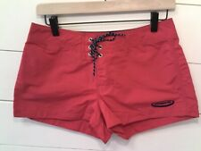 *PATAGONIA* Women's Size 7 Red Board Shorts