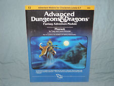 AD&D 1st Edition -   I3 PHARAOH   (1st DESERT OF DESOLATION Module and EXC+!!)