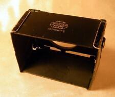 LENS HOOD SHADE BLACK for SUMMITAR 2/50mm lens COLLAPSIBLE  LEICA SOOFM LEITZ