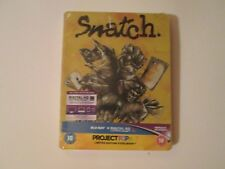 Snatch (Blu-ray Disc, Steelbook) Brand New