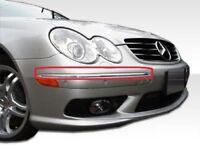 Neuf OEM Mercedes CLK W209 AMG Avant Pare-Choc Moulure Chrome Garniture Droite