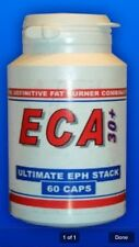 Eca 30Ultimate Stack 60 caps Best Fat Burner - REDUCED