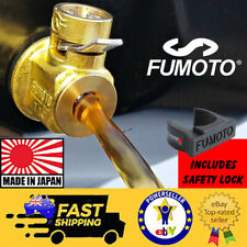 Fumoto Oil Valve and Clip Sump Plug Pan Bolt for Subaru BRZ Toyota 86 GT