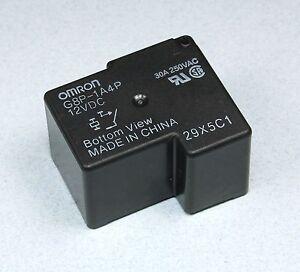Omron General Purpose Relay, G8P-1A4P-12VDC 30A 250VAC