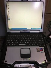 Panasonic Toughbook CF-29 WIN XP Professional 1.3ghz 120gb HD great condition