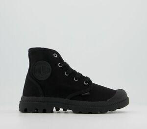 Palladium Pampa High Boots Black