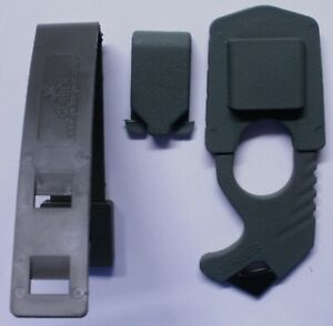 GERBER Strap Cutter Safety Hook Stainless Steel Foliage FG504 Green Box 22-01943