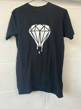 BLACK DIAMOND TSHIRT MENS SIZE XS UNISEX
