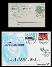 Briefmarken mit Post- & Kommunikations-Motiven aus der Bundesrepublik