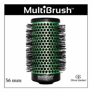 olivia garden multibrush thermal ion styling hair brush one handle multi barrels