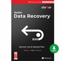 Stellar Data Recovery Software Windows Standard Recover Deleted Files Download