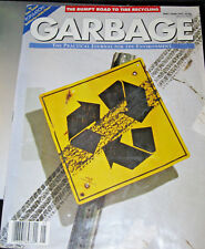 """GARBAGE"" THE PRACTICAL JOURNAL FOR THE ENVIRONMENT MAY/JUNE 1991-FULL COLOR!"