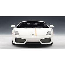 Lamborghini Gallardo LP550-2 Valentino Balboni White/Bianco Monocerus 1:18