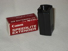 Canon Speedlite Extensor Para canolite Ed