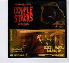 (HC982) Dizzee Rascal, Couple Of Stacks / Pagans - DJ CD