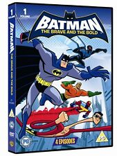 Batman The Brave And The Bold Vol 1 DVD Kids Animated Series Brand New