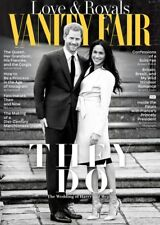 VANITY FAIR MAGAZINE MAY 2018 ~ PRINCE HARRY & MEGHAN MARKLE ~ LOVE & ROYALS ~