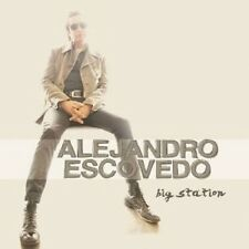 Alejandro escovedo-Big estación CD 12 tracks ++++++++++++ nuevo