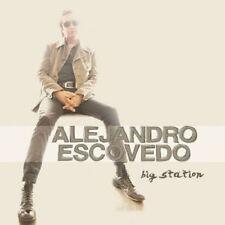 ALEJANDRO ESCOVEDO - BIG STATION CD 12 TRACKS++++++++++++NEU