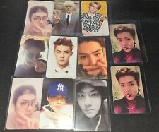 EXO Sehun Photocards [choose photocard] love me right monster exodus overdose