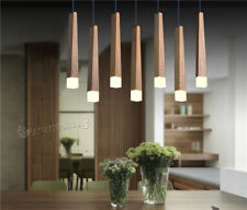 3W Woody Modern LED Pendant Lamp Hanging Chandelier Fixture Lighting