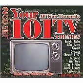 Your 101 All Time Favourite TV Themes, Gordon Lorenz Orchestra & Singer CD | 505