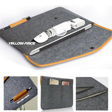 """Laptop Soft Sleeve Bag Case Pouch Cover For 12"""" inch New MacBook Air 11.6inch"""