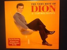 DION. AND.  BELMONTS.     VERY. BEST.          FORTY TRACKS.  ON. TWO.   DISCS.