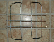 "Tombstone Saddle Frames Supply 10"" Grave Supplies for Headstone Cemetery Flowers"