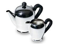 Alessi Bombe Caffettiera e Lattiera - Coffee pot + milk jug