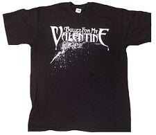 Wow Bravado offi. Bullet for My Valentine Cracked estrella de rock metal t-shirt G. XL