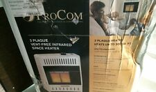 ProCom 00030 Vent Free Infrared Thermostat Control Space Heater 10,000 Btu Fs