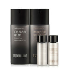[TONYMOLY]REGENCIA HOMME Toner/Emulsion men's Skincare Set 130ml+sample 20mlx2