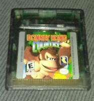 NINTENDO GAMEBOY COLOR DONKEY KONG COUNTRY GAME TESTED, CARTRIDGE ONLY