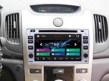 For Kia Forte Cerato Koup Shuma Car DVD player GPS navigation Ipod Radio Stereo