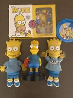 The Simpsons Vintage Toy Lot