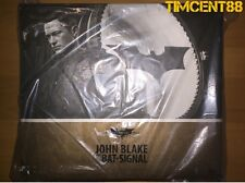 Ready! Hot Toys Batman The Dark Knight Rises TDKR 1/6 John Blake Bat Signal