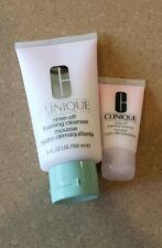 Clinique Rinse Off Foaming Cleanser Mousse 5oz and 1oz