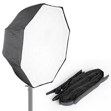 Neewer Speedlite difusor softbox paraguas octagonal con rejilla