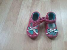 Zapatos Bebé Niña Rosa De Verano, Talla 4 (UE tamaño 20)