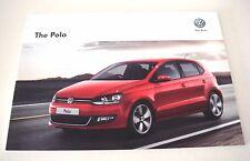 Volkswagen . Polo . Volkswagen Polo . August 2012 Sales Brochure