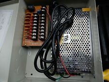 Winic Cctv Distributed Power Supply Box For Cctv Security Cameras W-12Vdc-8P/13A