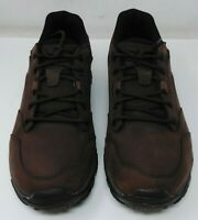 Merrell Mens Moab Adventure Dark Earth Hiking Shoes Size 12