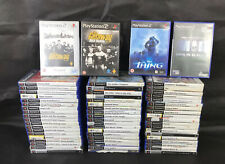 Sony Playstation 2 PS2 Huge Games Bundle Joblot x 61 great titles PAL