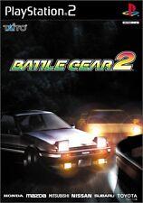 Used PS2 Battle Gear 2 Japan Import