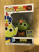 Disney Pixar Alien Remix Kevin  2020 SDCC Exclusive Funko Pop Vinyl