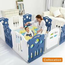 Foldable Play Mat Large Crawling Time Folding Reversible Baby Mats For Playroom